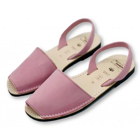 Classic Flat Pink Nubuck