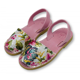 Kids Flat Pink Patterned...