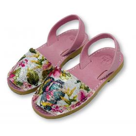 Kids Flat Pink Patterned...