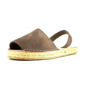 Espadrille Flat Chocolate...